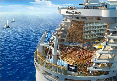 Oasis of the Seas Royal Caribbean круизы, отзывы
